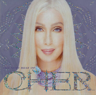 Cher - The Very Best Of Cher - U.K. CD album 2003