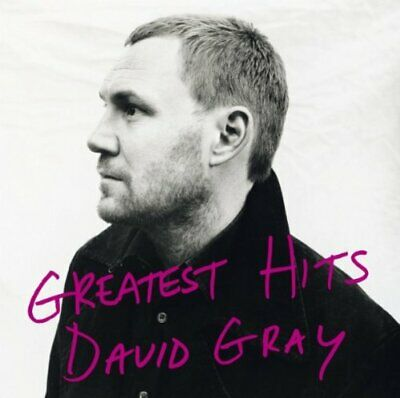 David Gray - Greatest Hits - U.K. CD album 2007