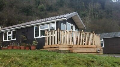 4 nt weekend holiday 19 March Mother Day Clarach Chalet caravan sea view Wales