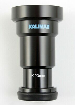 197842 Kalimar T-Mount Adapter w/20X Eyepiece for Telescopes or T-Mount Lenses