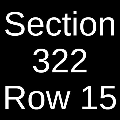 2 Tickets Roger Waters 7/17/20 Scotiabank Arena Toronto, ON