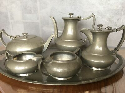 James Dixon Vintage Tea & Coffee Service Vintage 1937