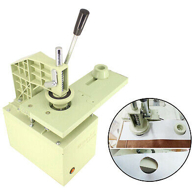 Electric Eyelet Hole Punch Machine Tool Cutter Mold for Curtains DIY Projects UK