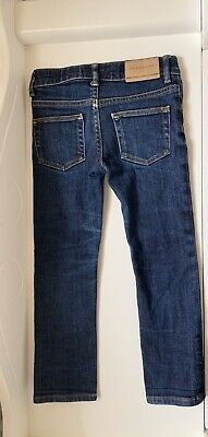 Boys Burberry Jeans Age 5 Years