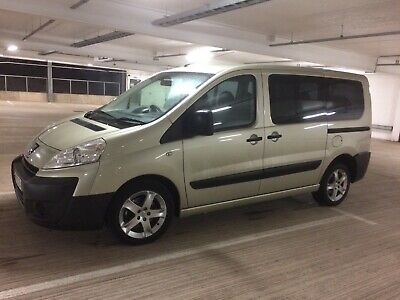 2011 - Peugeot Expert Tepee 1.6 HDi, L1 Comfort, Wheelchair Scooter Access