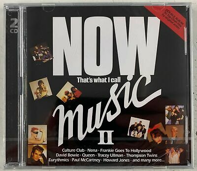 V/A Now That's What I Call Music 2 - Culture Club/Queen/...CD - New & Sealed