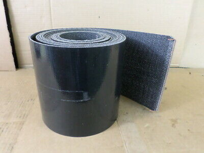 """Unbranded Approx. 22' Length x 8"""" Wide Black Belt Section"""