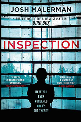 Josh Malerman-Inspection (UK IMPORT) BOOK NEW