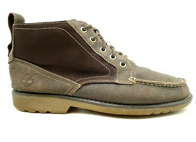 TIMBERLAND MENS EARTHKEEPERS City Escape Boots Brown Lace Up