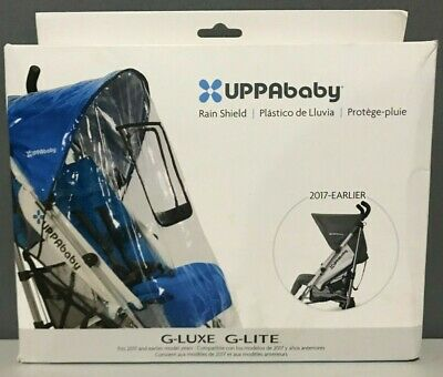 UPPAbaby G-Series Rain Shield for pre-2017 G-Luxe and G-Lite Strollers