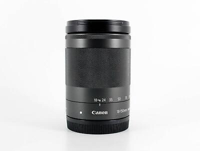 Canon EF-M 18-150mm f/3.5-6.3 IS STM (SKU:936995)