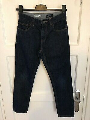 Next Boys Regular Jeans-Adjustable Waist-Age 11 Years