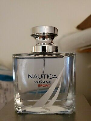 NAUTICA VOYAGE 1.7 oz Cologne for Men Full Unbox As is in Picture new