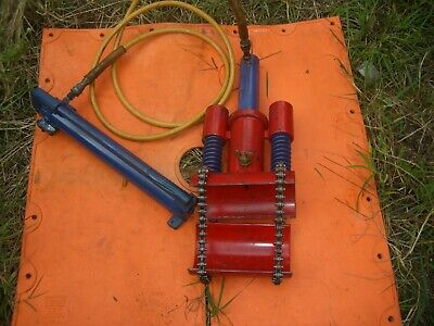 Hydraulic Cable  Punch