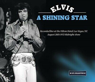 ELVIS PRESLEY - A SHINING STAR - E.P.Collector label