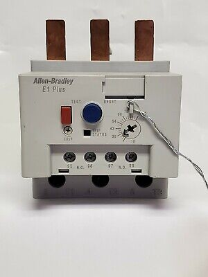 Allen-Bradley 193-EEGE Solid State Overload Relay 18 to 90 Amps, 3 Phase