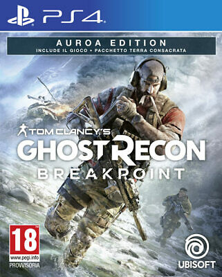 Tom Clancy's Ghost Recon Breakpoint PS4 PAL ITALIANO #1