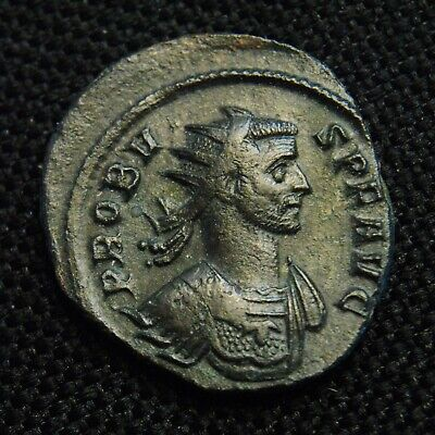 Billon Antoninianus Emperor Probus Rv ADVENTVS AVG 3.90 grams 21-3mm Rome AD 277