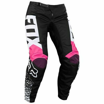 Fox Women's 180 Black/Pink Pants   LIMITED SIZES   *FAST SHIPPING!!*