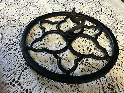 Antique Cast Iron Singer Sewing Machine Co. Treadle Pulley Fly Wheel
