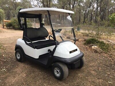 Club Car petrol golf cart buggy