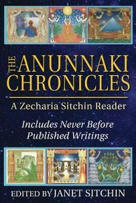 NEW Anunnaki Chronicles By Zecharia Sitchin Hardcover Free Shipping