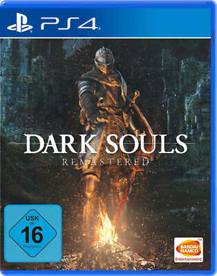 ak tronic Dark Souls: Remastered (PlayStation 4)