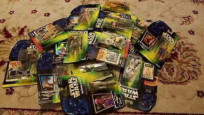 Star Wars Power of the Force 2 Action Figures - Create your own lot!