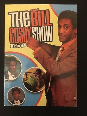 NEW!!! SEAlED!!! The Bill Cosby Show - Season 1 (Shout DVD 2006 4-Disc Set)