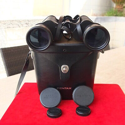 Vintage,Collectable and Rare Asahi- Pentax Binocular 16X50 FIELD 4 Made in Japan