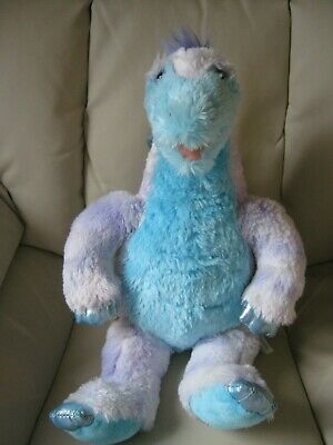 Build A Bear Babw Dinosaur  Plush Pastal Colour Dinosaur Childrens Plush Cuddly