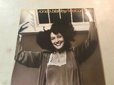 Ronee Blakley Welcome Warner Brothers 1975 Excellent