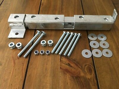 Shed Door Bolt. High Security Bolts, Sheds, Outbuildings, Extra Large.