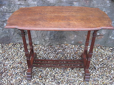 Arts and Crafts Oak Hall Console Table M