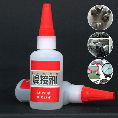 Universal Mighty Tire Repair Glue Welding Agent Fast Repair Curing  20/50g HOT!