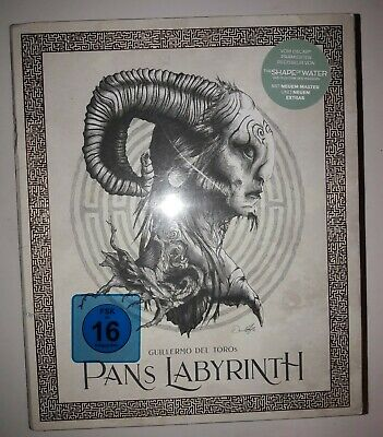 Pan's Labyrinth (El Laberinto Del Fauno) Blu-Ray Limited Ultimate Edition
