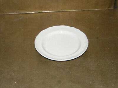 wedgwood queens ware queens plain / shape tea / side plate 6.25""