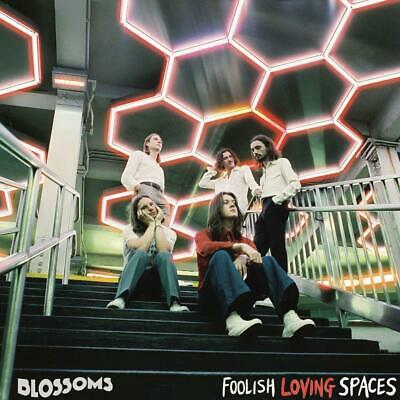 Blossoms - Foolish Loving Spaces - CD Album (Pre-Order, Released 31st Jan 2020)