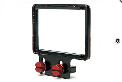 "Zacuto 3.2"" Inch Mounting Frame for Z Finder Cine Rig DSLR Camera Shoulder Rigs"
