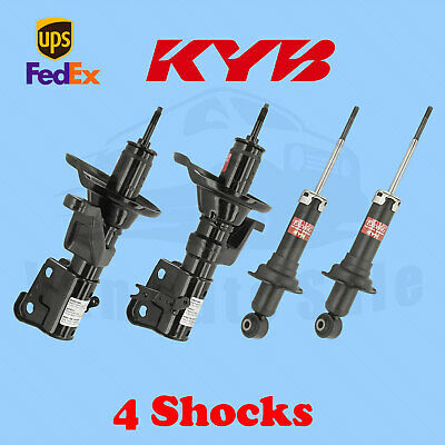 For Acura RSX 02-04 L4 2.0L KYB Excel-G Rear Shock Absorbers /& Mounting Kit
