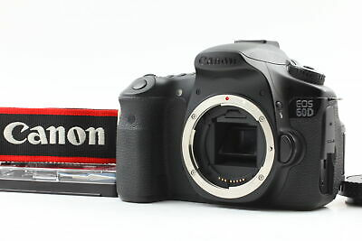 [EXC+3] Canon EOS 60D 18.0MP Digital SLR Camera From Japan #1092-0211