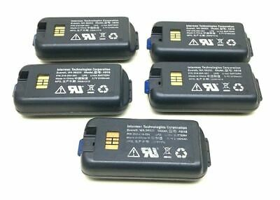 Lot Of 5 Intermec Ab18 Batteries For Ck3A Barcode Scanner * Parts Only *