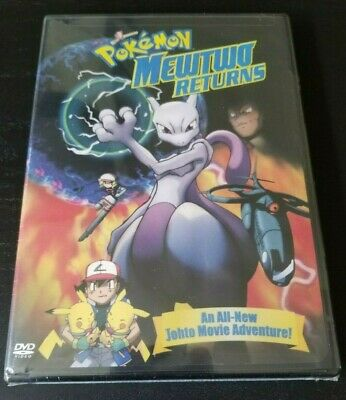 Pokemon: Mewtwo Returns (DVD, 2001)