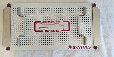 Universal Locking Set, Synthes- Great Condition See Photos