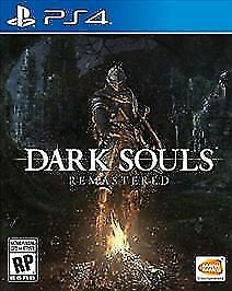Dark Souls: Remastered - ps4 Sony PlayStation 4 * New Sealed Game *