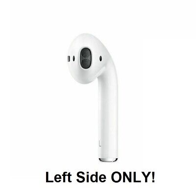 Genuine Apple AirPods 2nd Generation - LEFT Side - REPLACEMENT ONLY