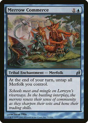 Faerie Tauntings FOIL Lorwyn HEAVILY PLD Black Uncommon MAGIC MTG CARD ABUGames
