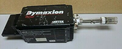Ametek Dycor HD100F Dymaxion Gas Analyzer Mass Spectrometer