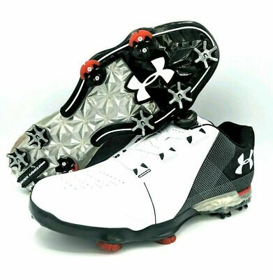 Under Armour Hombre Spieth 2 Boa Golf Zapatos Tacos 3000214 100 Sz 10.5 US-44.5