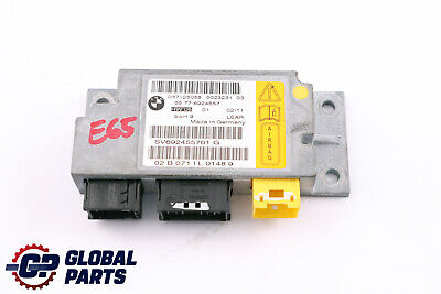 B-pillar left N//S Airbag 6920470 BMW 7 Series E65 E66 E67 Sensor